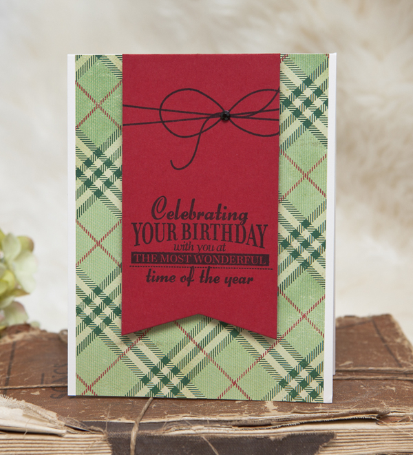 Photo December Birthday Card In The Album Ashley Cannon Newell