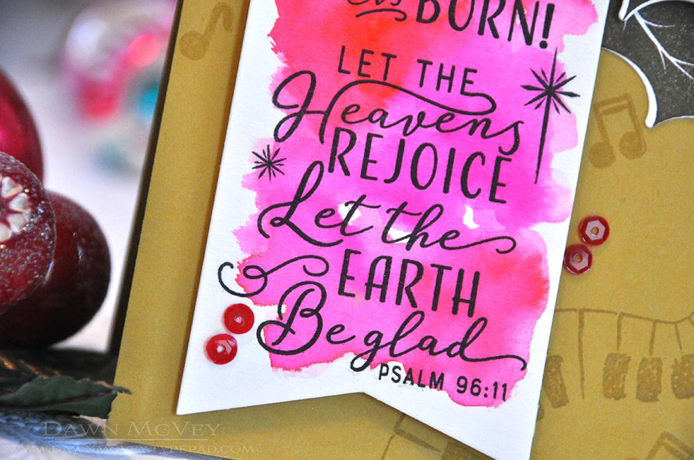 Christ is Born! detail 2