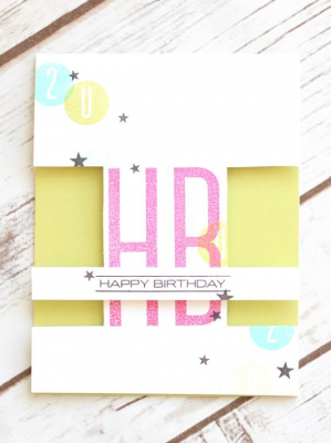 Stephanie Gold - Initial Sentiments: Birthday