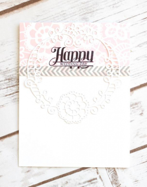 Stephanie Gold - Lovely Lace Mini Kit