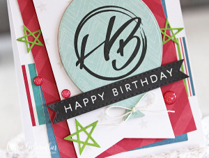 Laurie Schmidlin - Initial Sentiments: Birthday