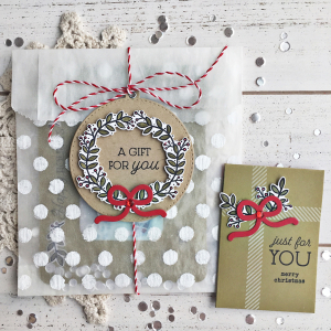 Heather Nichols - Gift Card Cozy collection