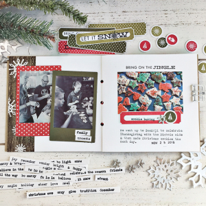 December journal layout 1