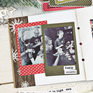 December journal layout 1 - detail