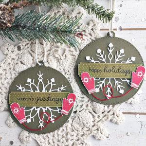 Holiday Season Tags